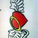 Simple Heart Tattoos Designs