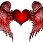 Wing Heart Tattoos
