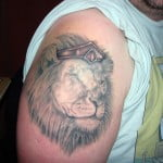 3 Lions Tattoo Designs