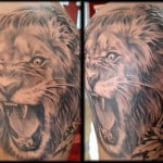 Images Of Lion Tattoos