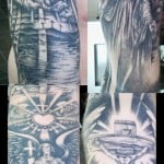 Religion Tattoos Sleeves