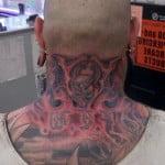 Religious Neck Tattoos