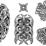 Religious Tattoo Patterns