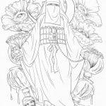 Religious Tattoo Sketches