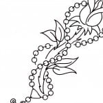 Rose Bud Tattoo Designs