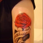 Rose Tattoos Designs For Women