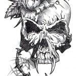 Free Skull Tattoos