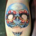 Mexican Skull Tattoos For Men