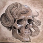 Skull Evil Tattoos