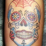 Tattoo Galleries Sugar Skull