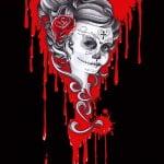 Tattoovorlagen Skulls