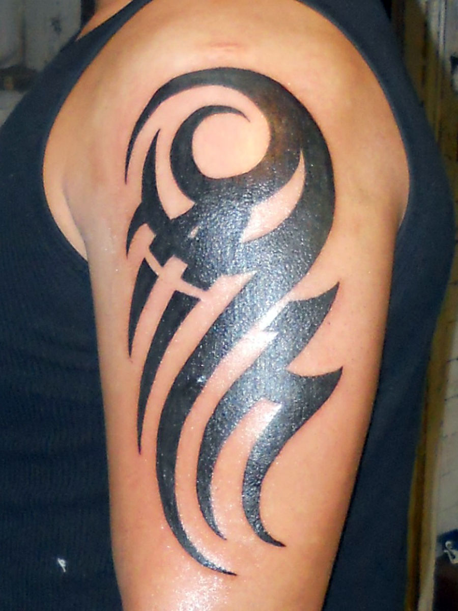 Tribal-Tattoos best-tribal-tattoo-designs-for-arms