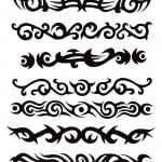 Free Tribal Tattoo Designs For Arms