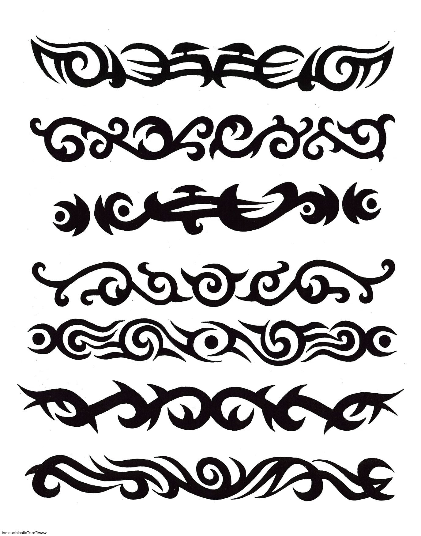 free tribal tattoo designs for arms cool tattoos bonbaden. Black Bedroom Furniture Sets. Home Design Ideas