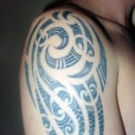 Hawaiian Tribal Tattoos For Men
