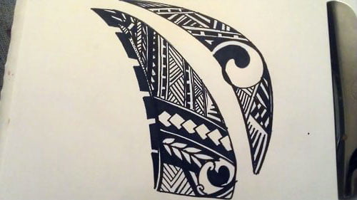 tribal tattoos meanings and samoan Pin Samoan Pinterest on Tribal Designs Tattoos
