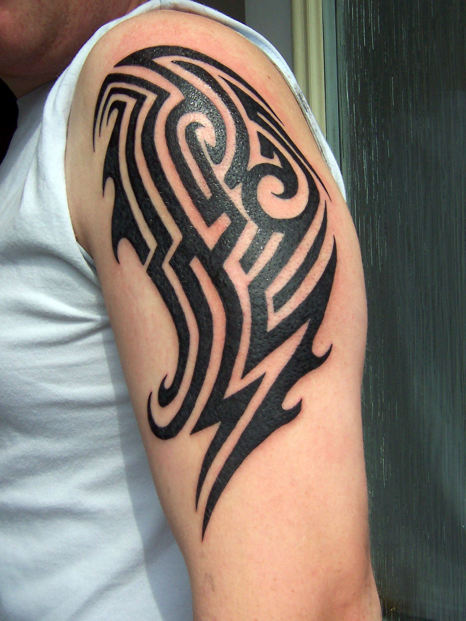 Tribal Animal Tattoos For Men