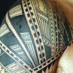 Tribal Polynesian Tattoo Meanings