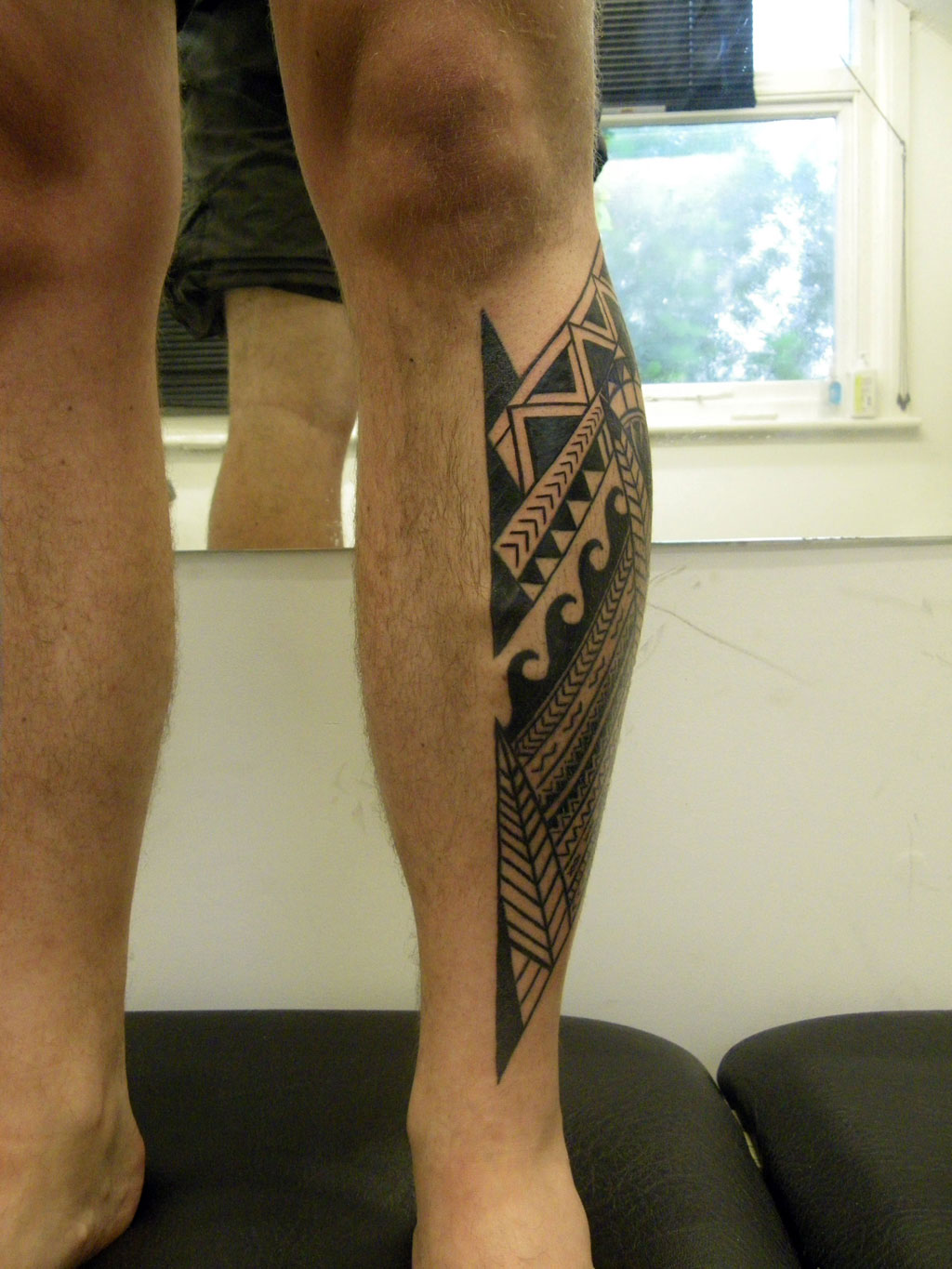 Tribal Tattoo Designer Online