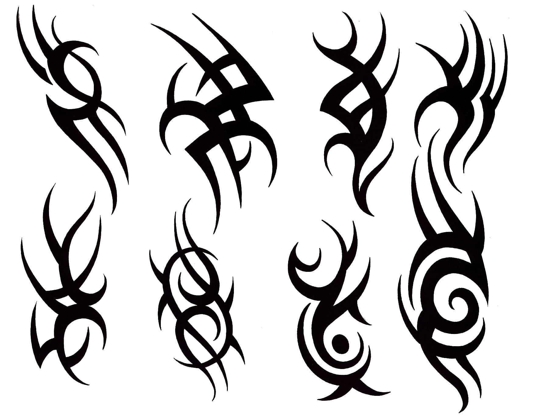 Matchless theme, Tribal tattoo designs sorry
