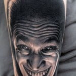 Bob Tyrrell Tattoos Artist