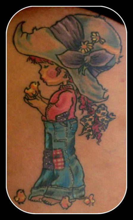 Care Bear Tattoos Designs