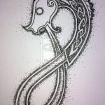 Celtic Dragon Tattoos Designs