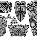 Celtic Letters For Tattoos