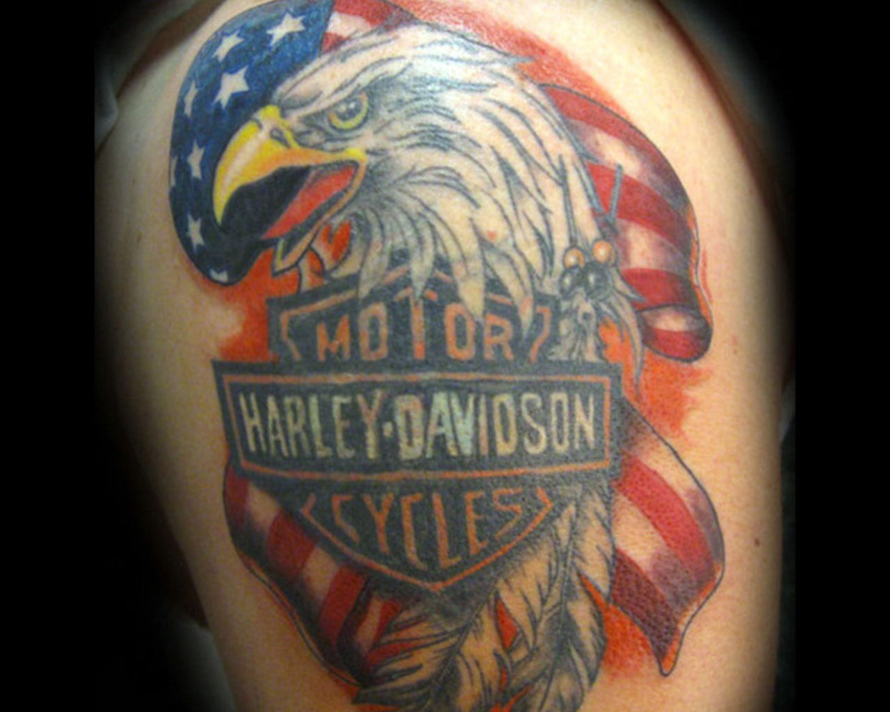 Confederate Flag Tattoos Designs
