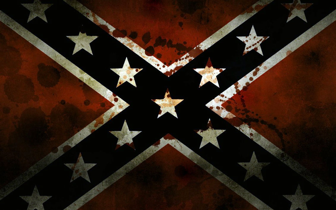 Cool Rebel Flag Pics