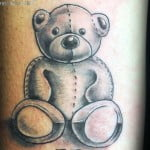 Cute Panda Bear Tattoos