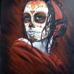 Dia De Los Muertos Tattoos Ideas