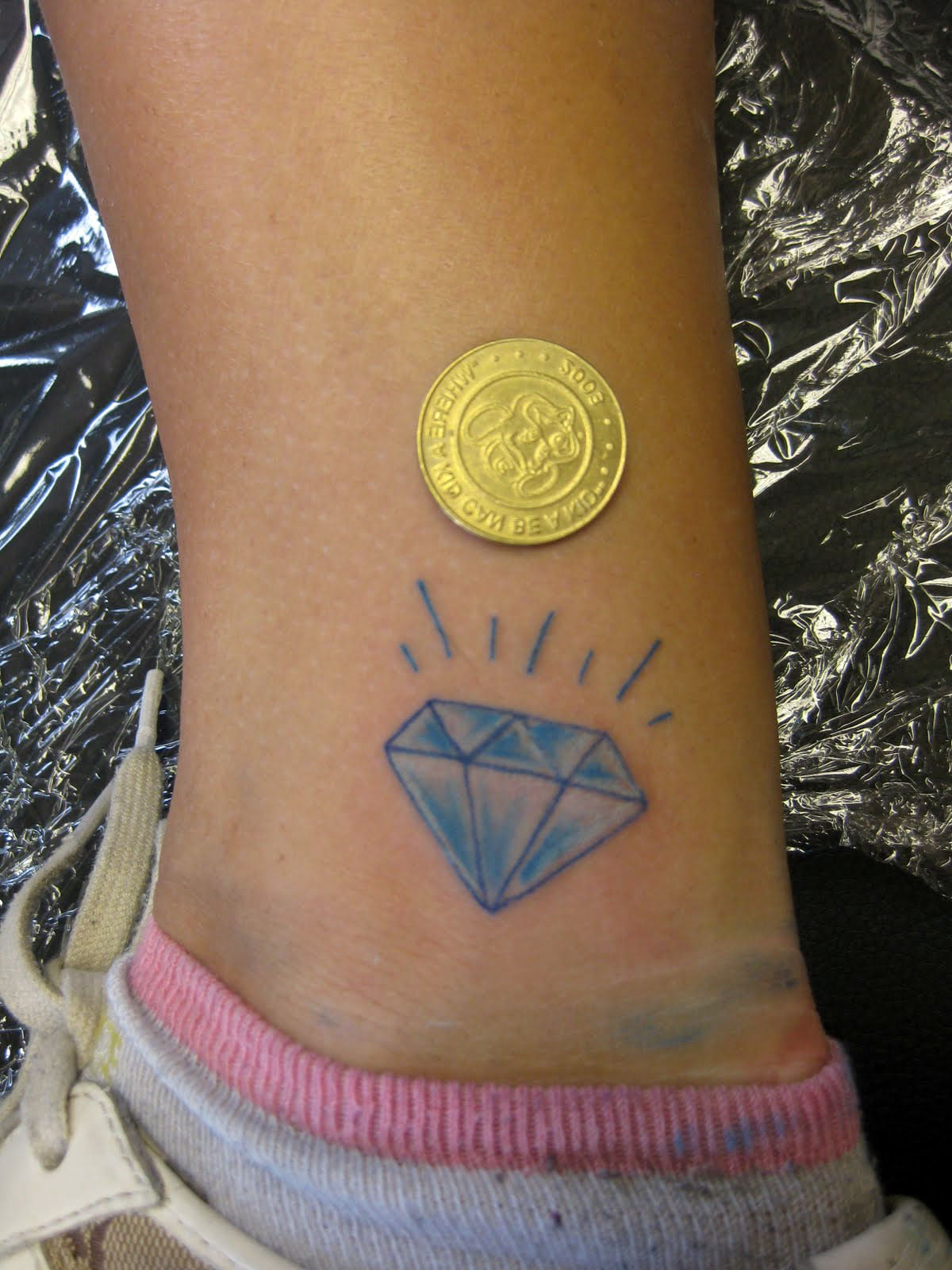 Diamond Tattoos Designs Ideas