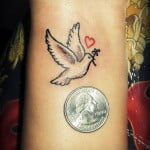 Dove Tattoos Pictures Gallery