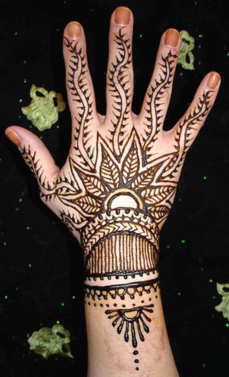 dragon henna tattoos designs cool tattoos bonbaden. Black Bedroom Furniture Sets. Home Design Ideas