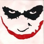 Drawings Of Joker Faces