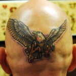 Eagle Head Tattoos Designs