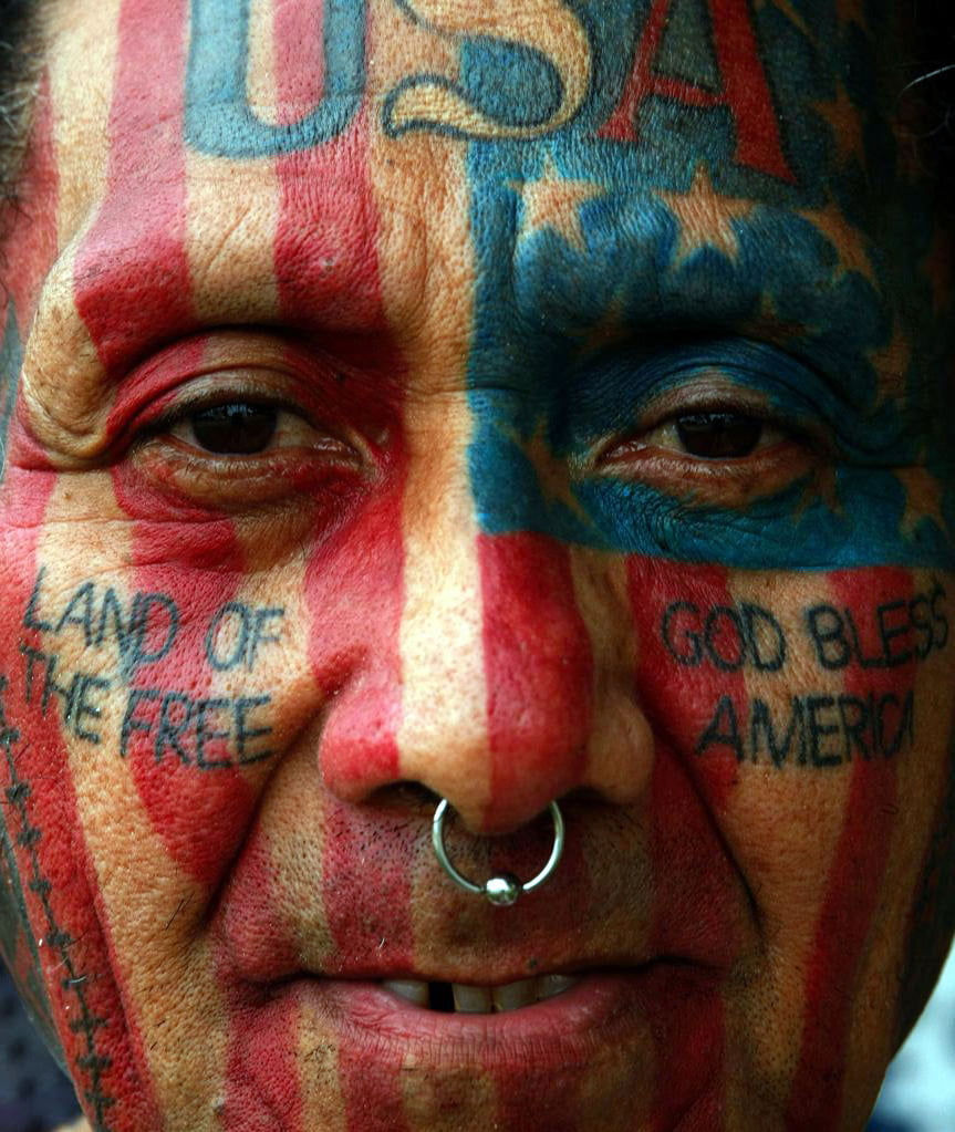 Face Tattoos For Men