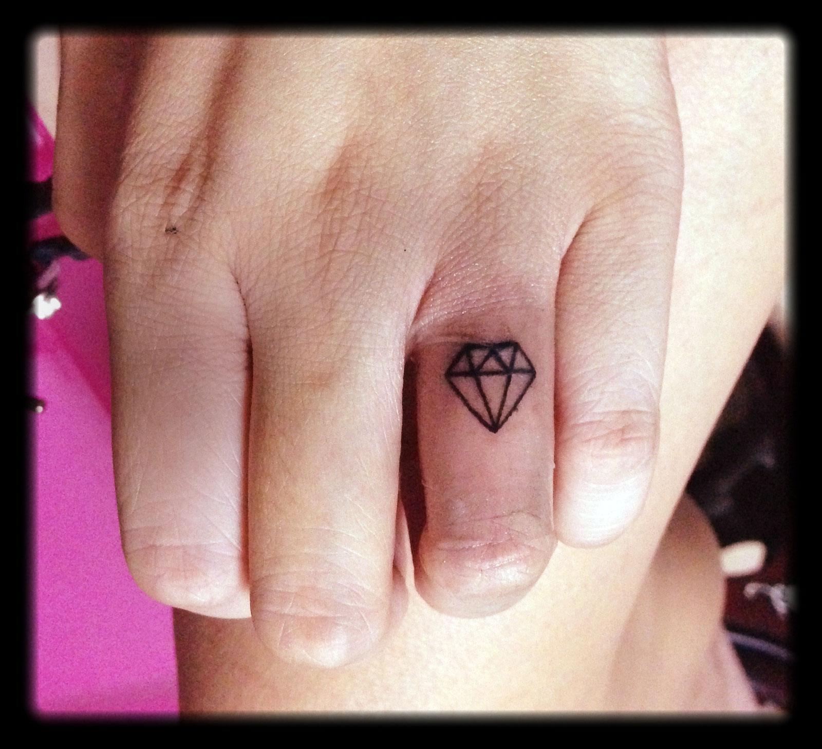 Finger Tattoos Designs For Women