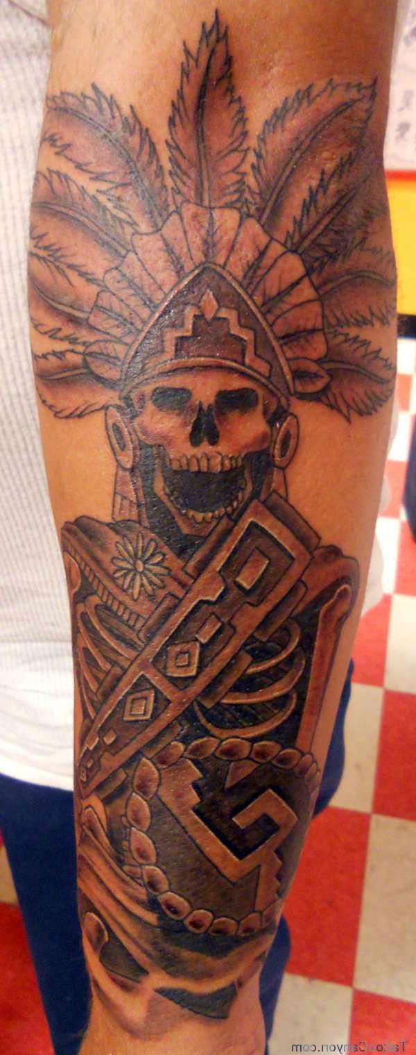 free aztec tattoos designs cool tattoos bonbaden. Black Bedroom Furniture Sets. Home Design Ideas