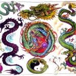 Free Chinese Tattoos Designs