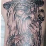 Free Wizard Tattoos Designs