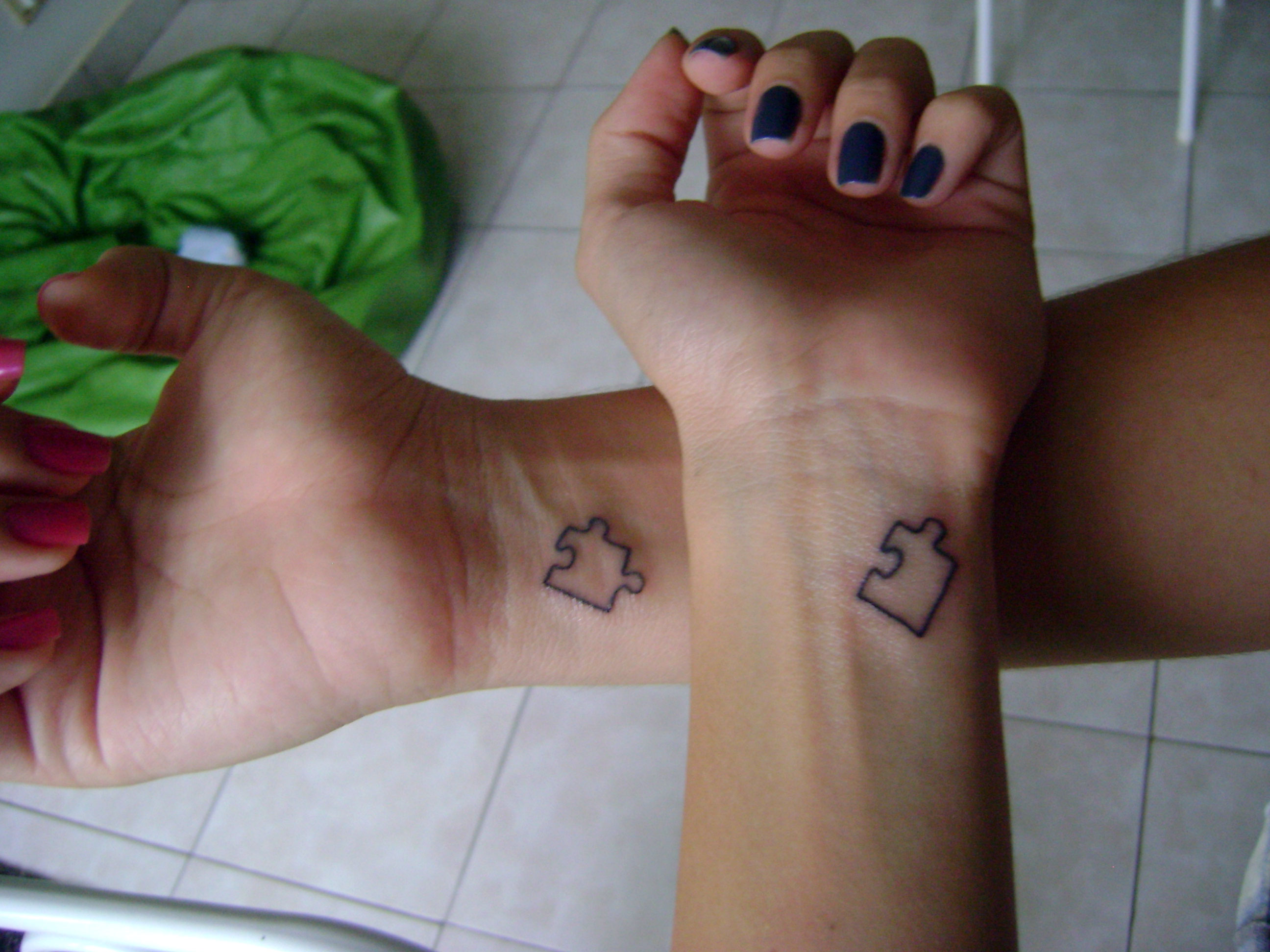 Friendship Tattoos For Girls Pictures
