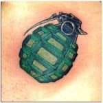 Military Tattoos Designs