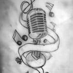 Music Tattoos Designs