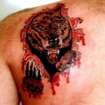 Wolf Tattoos Designs